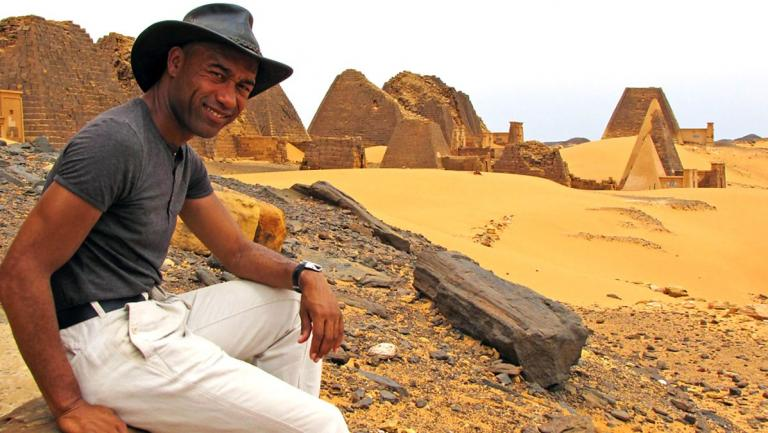 "Dr. Gus Casely-Hayford on the BBC's ""Lost Kingdoms of Africa"" Series"