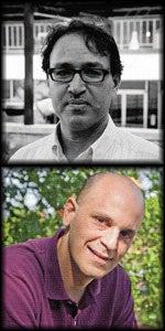 Khaled Mattawa and Fady Joudah