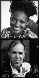 Tracy K. Smith and Bruce Smith