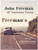 Tiny Freemans Convo Poster