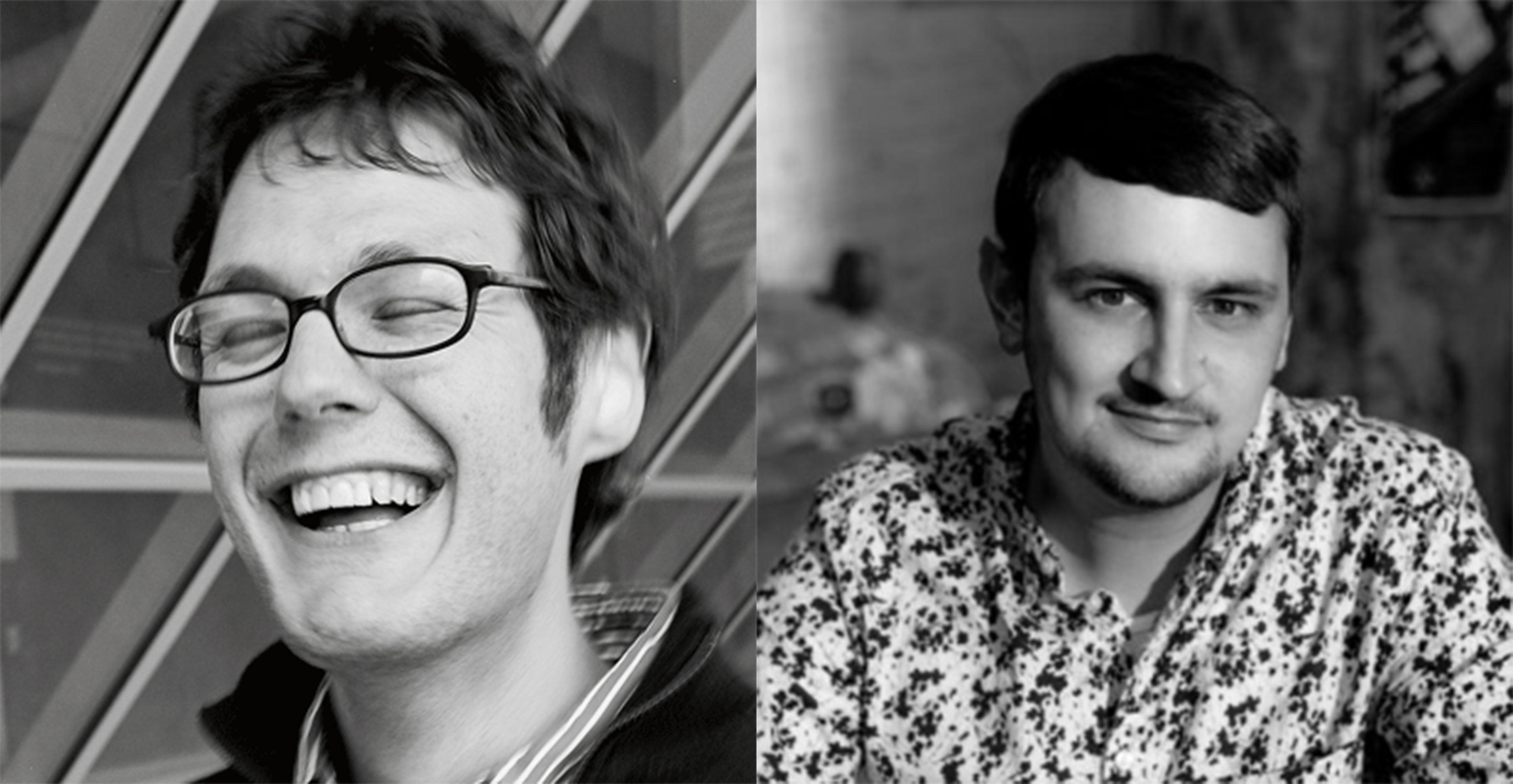 Ilya Kaminsky and John James