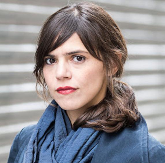 Valeria Luiselli headshot